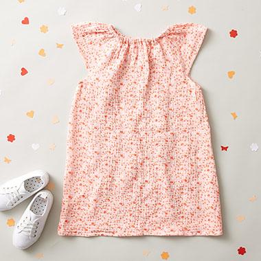 Kostenlos schnittmuster kleid kinder [Get 19+]